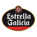 Caña barril de cerveza Estrella Galicia