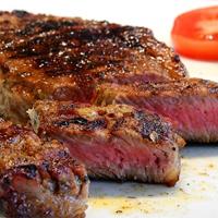 Platos preparados elaborados con carne